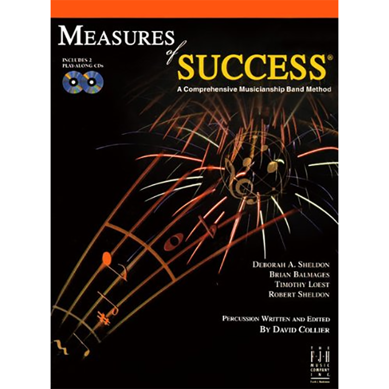 Measures Of Success: Alto Saxophone Book 2