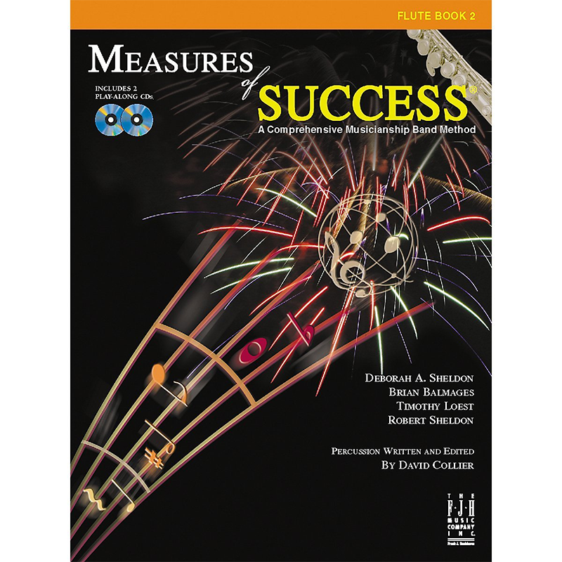 Measures Of Success: Flute Book 2