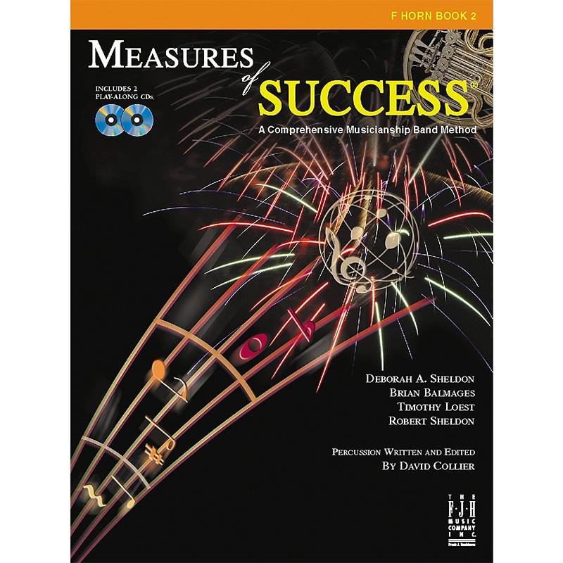 Measures Of Success: French Horn Book 2