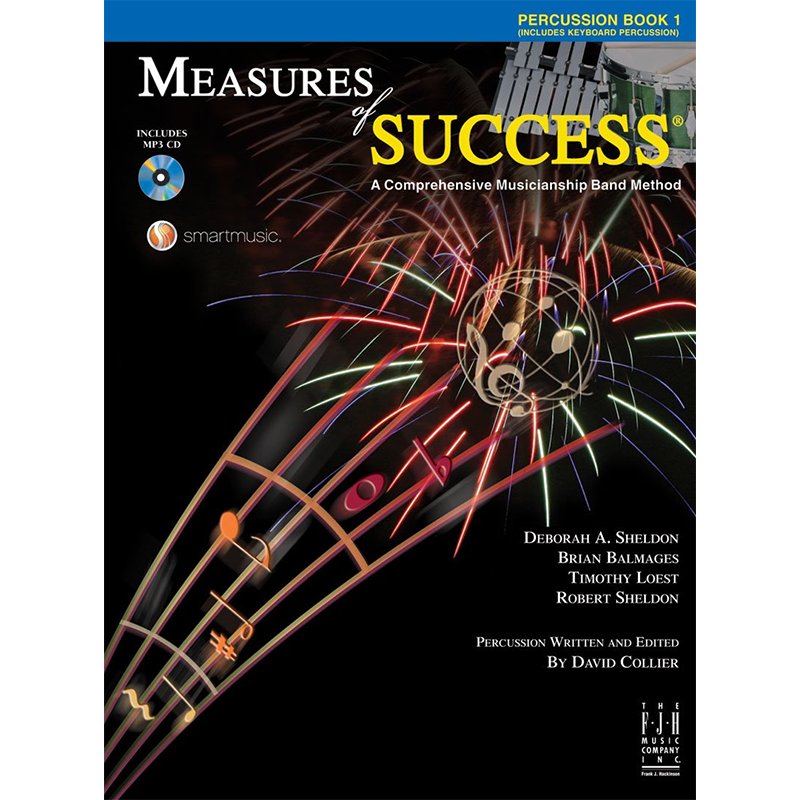 Measures Of Success: Percussion Book 1