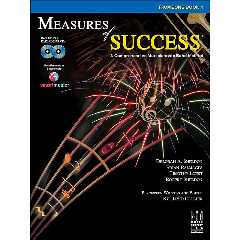 Measures Of Success: Trombone Book 1
