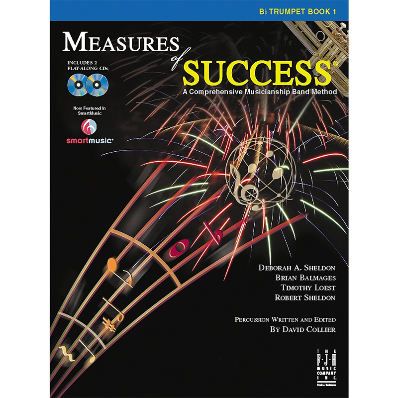 Measures Of Success: Trumpet/Cornet Book 1