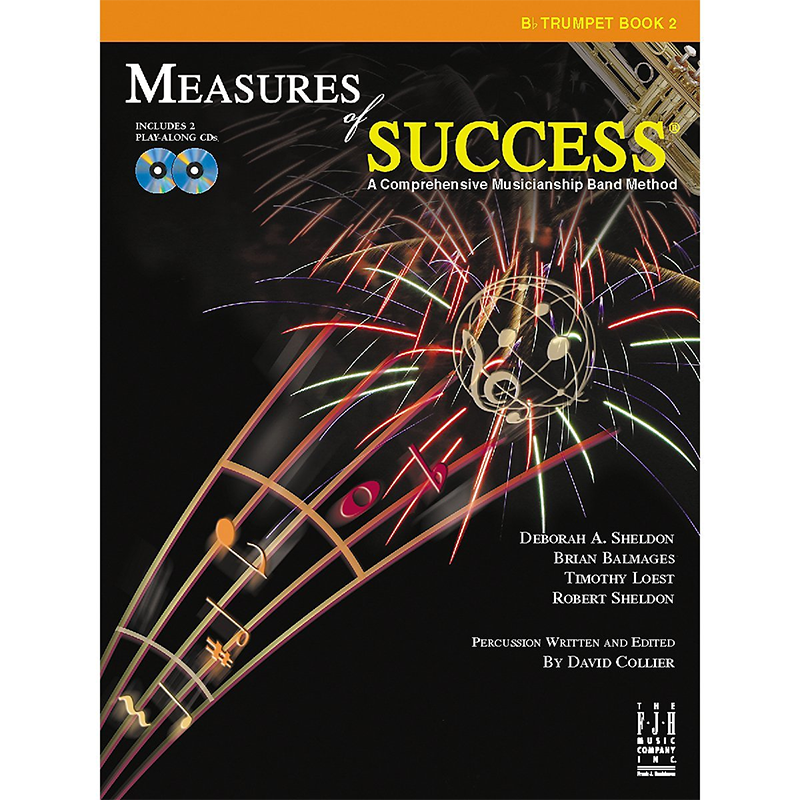 Measures Of Success: Trumpet/Cornet Book 2