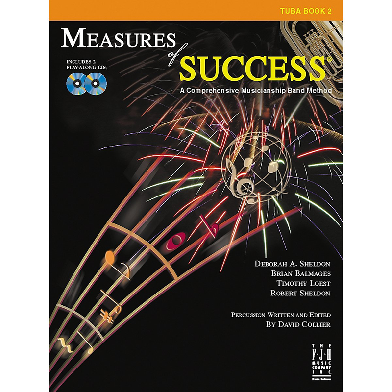 Measures Of Success: Tuba Book 2