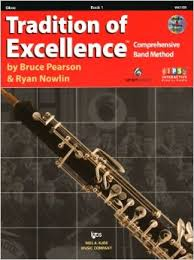 Tradition Of Excellence: Oboe Book 1