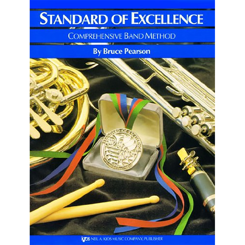 Standard Of Excellence: Drum And Mallet Percussion Book 2