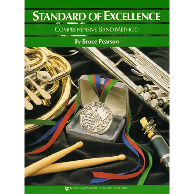 Standard Of Excellence: Drum And Mallet Percussion Book 3