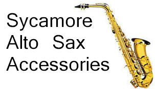 Sycamore Alto Sax Accessories
