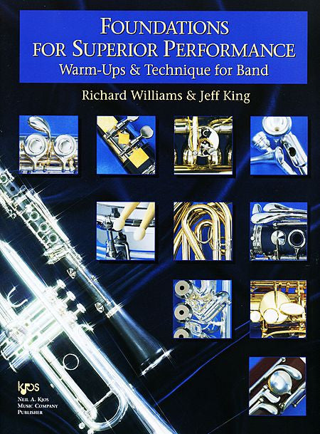 Foundations For Superior Performance: Bass Clarinet
