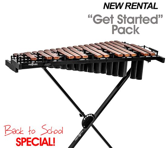 "Xylophone: New Rental ""Get Started Pack"" Special"
