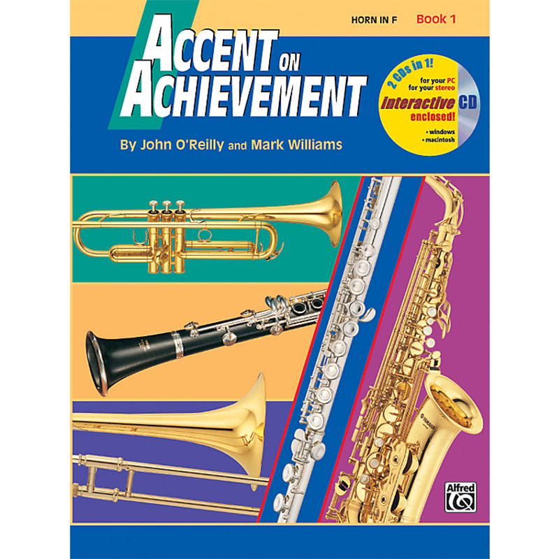 Accent On Achievement: French Horn Book 1
