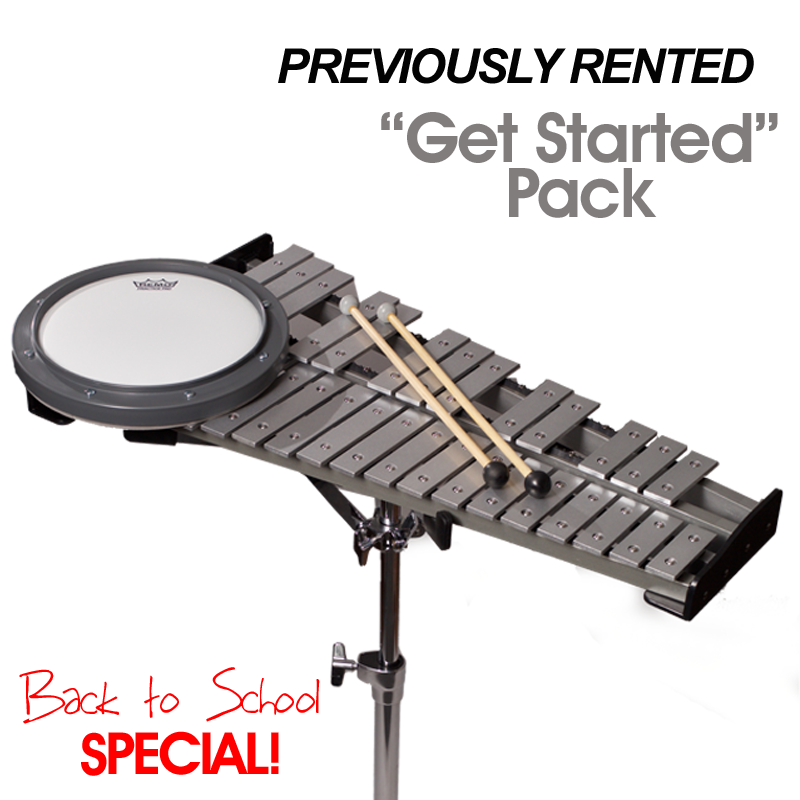 "Bell Kit: Previously Rented ""Get Started Pack"" Special"
