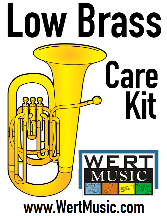 Low Brass Care Kit