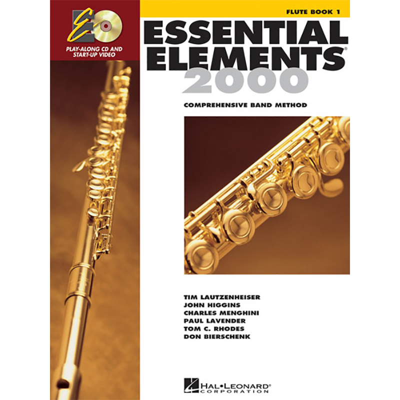 Essential Elements 2000: Flute Book 1