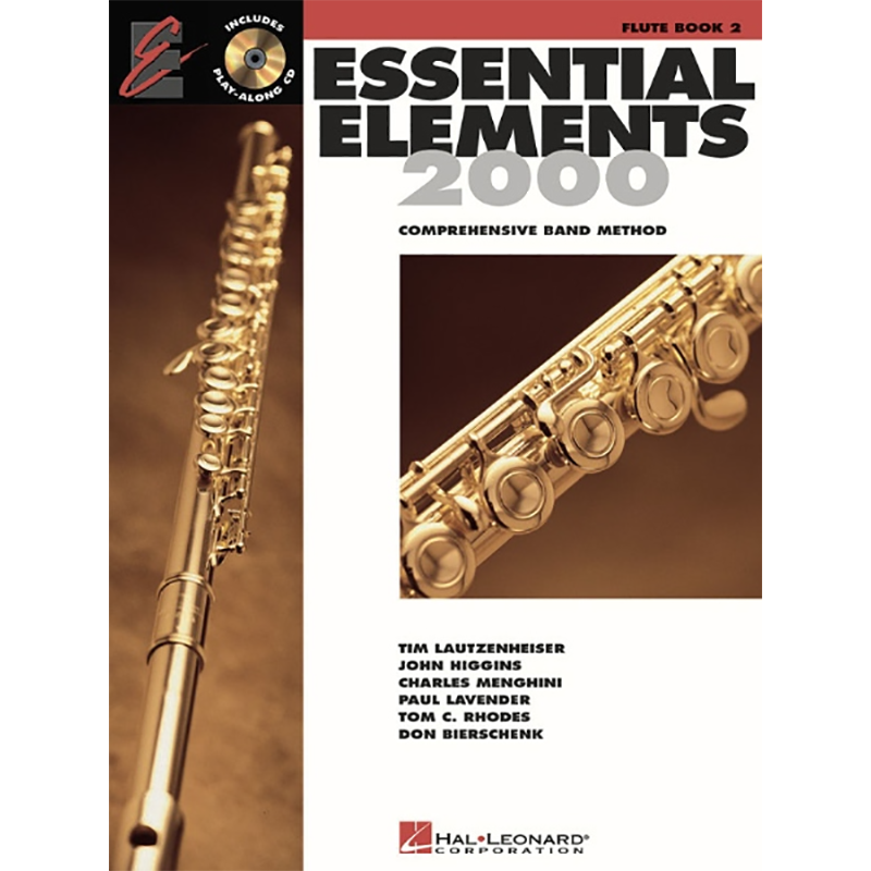 Essential Elements 2000: Flute Book 2