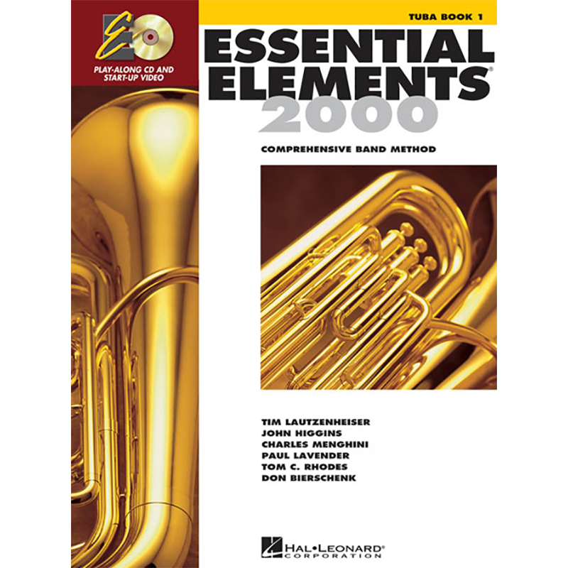 Essential Elements 2000: Tuba Book 1