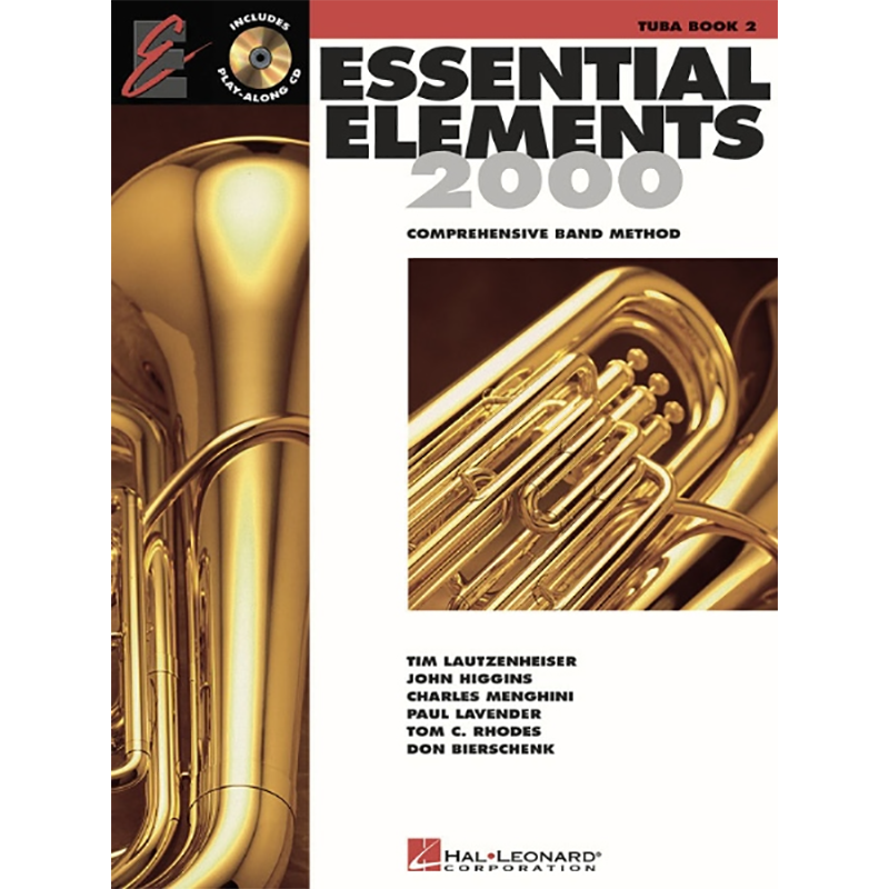 Essential Elements 2000: Tuba Book 2