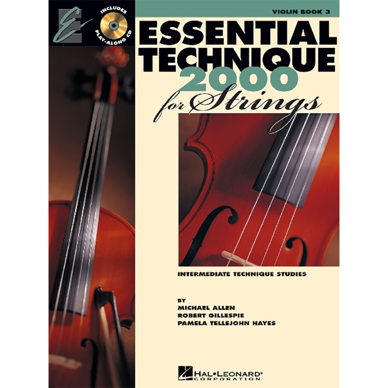 Essential Technique: Violin Book 3