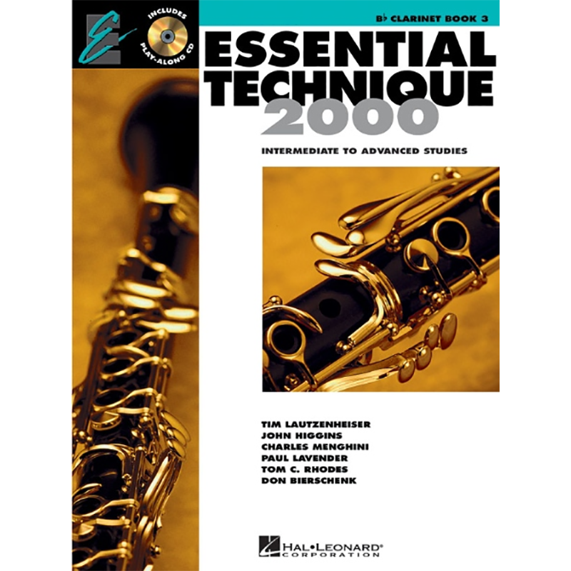 Essential Technique: Clarinet Book 3