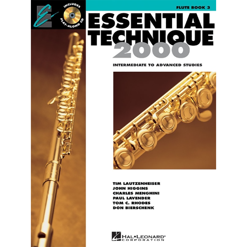 Essential Technique: Flute Book 3
