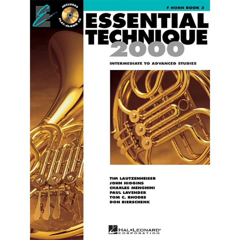 Essential Technique: French Horn Book 3