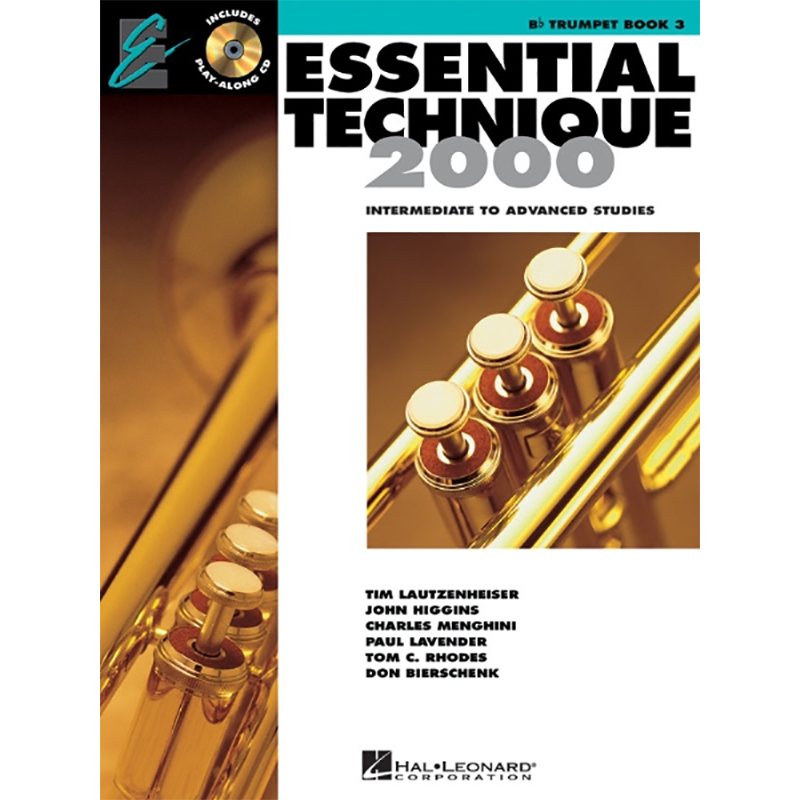 Essential Technique: Trumpet/Cornet Book 3