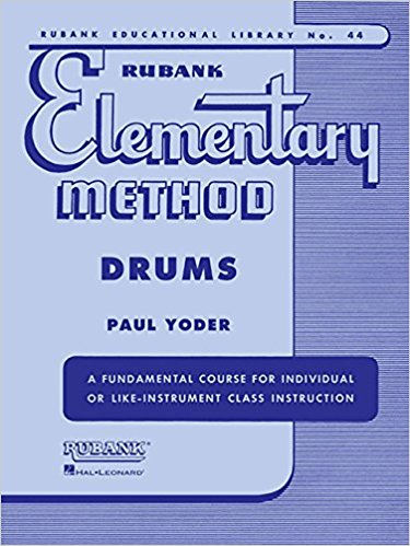 Rubank Elementary Method: Drums