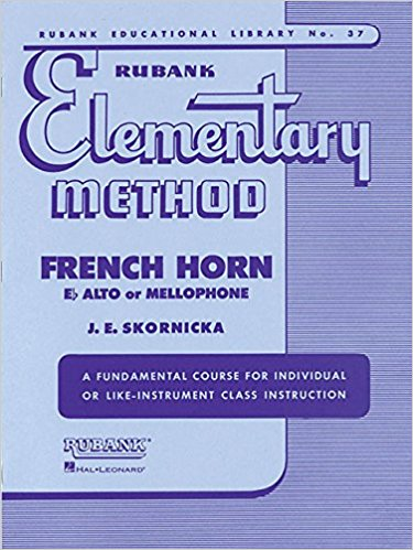 Rubank Elementary Method: French Horn