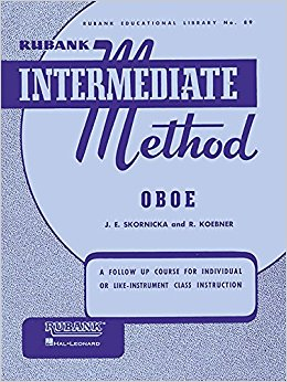 Rubank Intermediate Method: Oboe