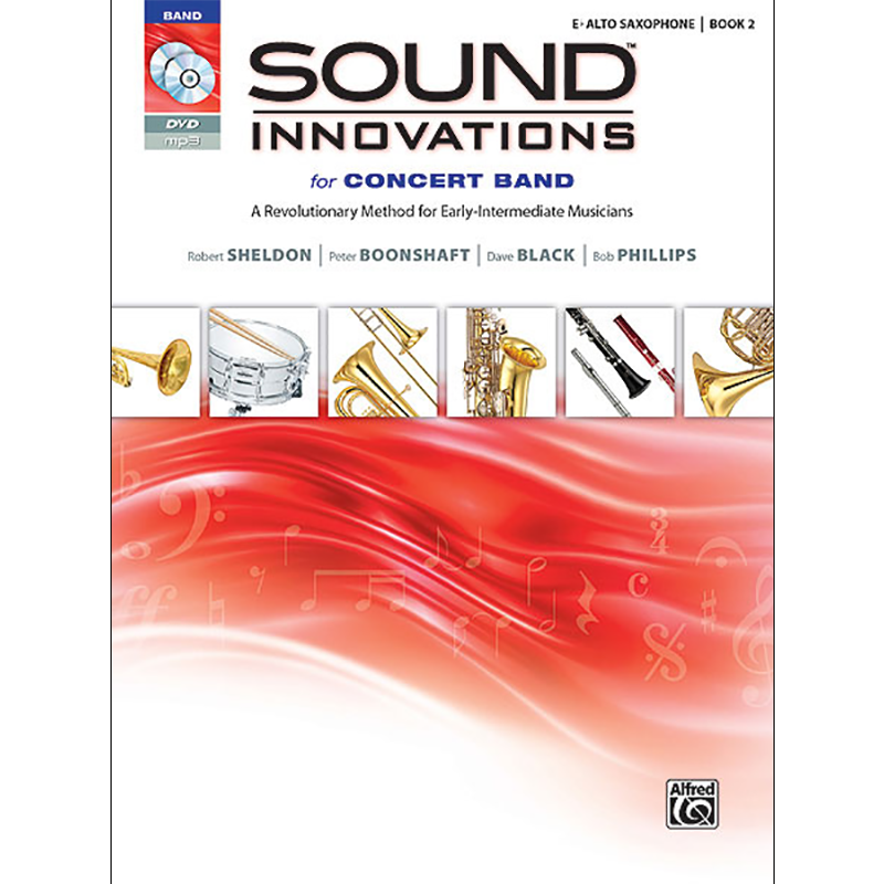 Sound Innovations: Alto Saxophone Book 2