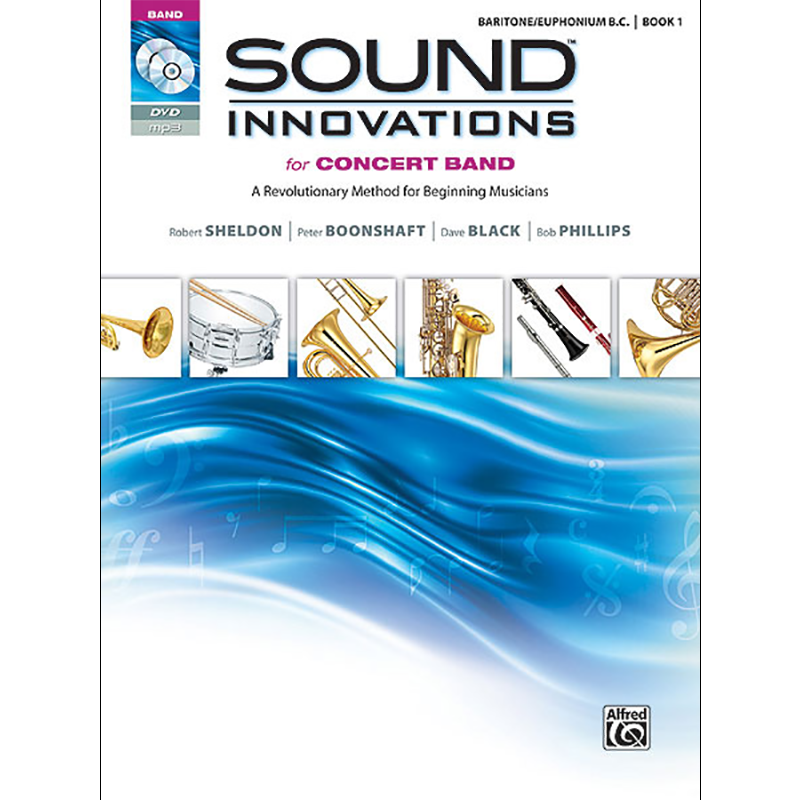 Sound Innovations: Baritone B.C./Euphonium Book 1