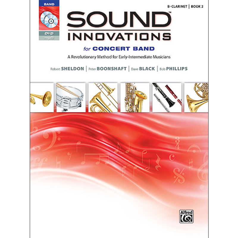 Sound Innovations: Clarinet Book 2