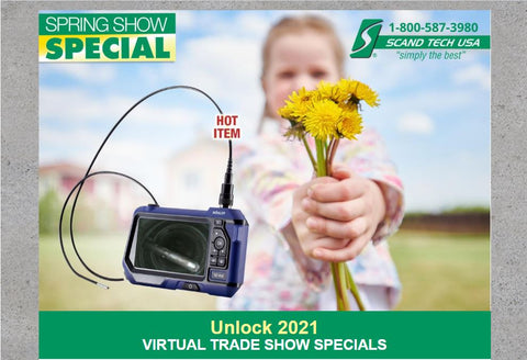 UNLOCK 2021 - NADCA'S SPRING VIRTUAL TRADE SHOW SPECIALS