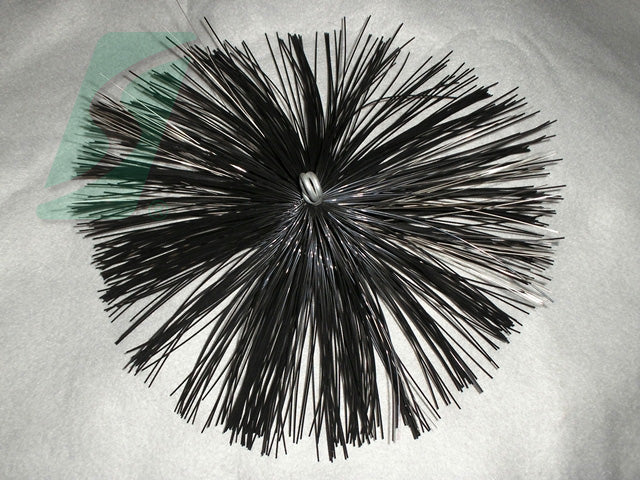 Nylon Round Brush for normal pollution