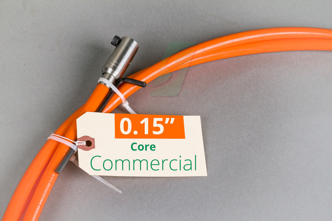 Rotary Brushing Commercial Cables .15