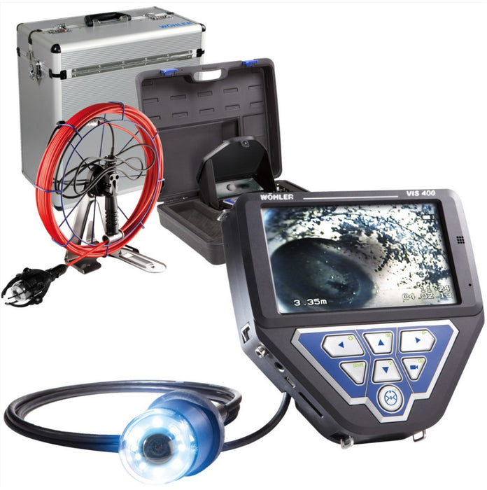 Wohler VIS 400 Visual Inspection Camera Viper Kit