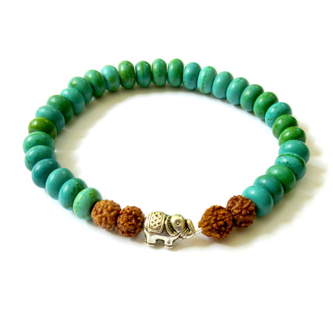 Elephant Stacking Bracelet