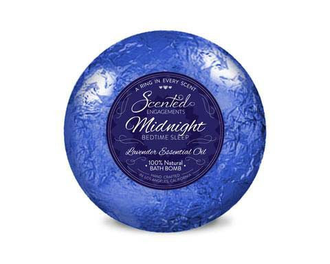 "Spa Bath Bomb  ""Midnight"""