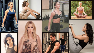7 Best Celebrity fitness stories to get inspired from!