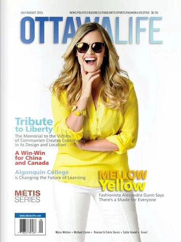 RM featured on Ottawa Life Magazine!