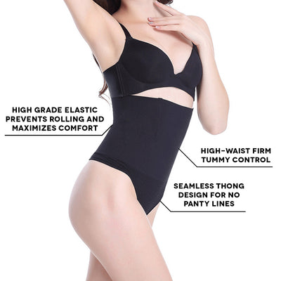 Best high waisted thong shapewear?