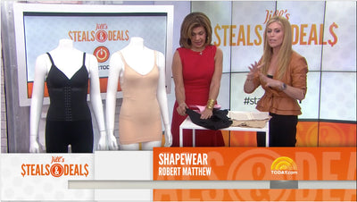 Amazon Best Seller Shapewear by RM Featured on Today's Show.