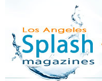 Robert Matthew Featured in LA Splash Magazines