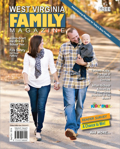 Robert Matthew Featured in West Virginia Family Magazine