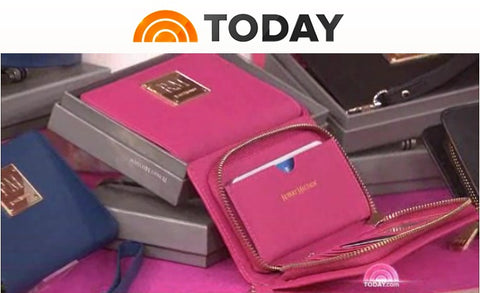 Read the latest today show news as seen on tv and features of Robert Matthew handbags and fashion accessories.
