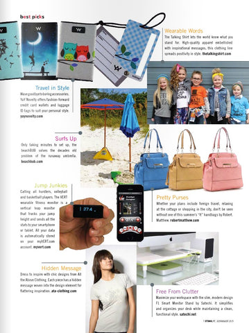 Read the latest Gladys Magazine news and features of Robert Matthew handbags and fashion accessories.