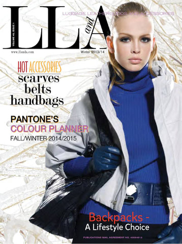 Read the latest LL&A Magazine news and features of Robert Matthew handbags and fashion accessories.
