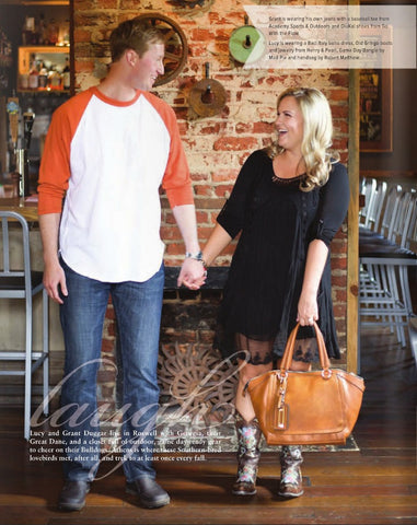 Read the latest Points North Magazine news and features of Robert Matthew handbags and fashion accessories.