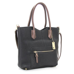Robert Matthew Heidi Tote - Black - Robert Matthew  - 4
