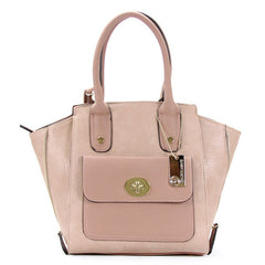 Robert Matthew Gigi Tote - Nude - Robert Matthew Handbags and Fashion